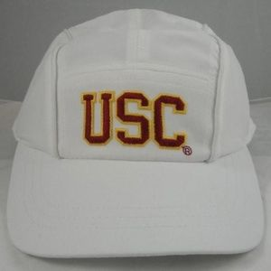 USC Trojans White Cap/Hat